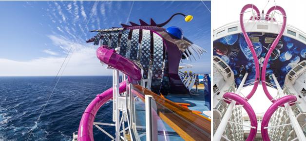 На борту SYMPHONY OF THE SEAS: