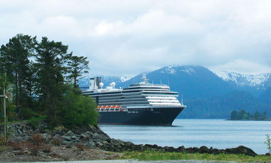 круиз по Аляске на круизном лайнере  Eurodam