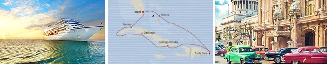Круиз «Куба и Карибский бассейн из Майами»