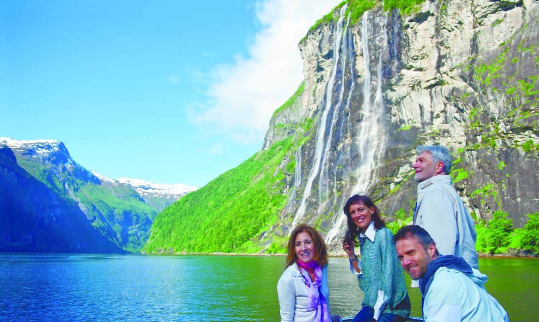 Норвежские фьорды в круизе costa cruises