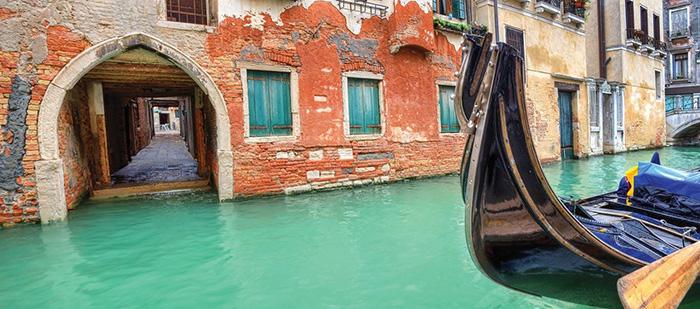 Венеция,  Италия. Береговые экскурсии в круизе на лайнере.