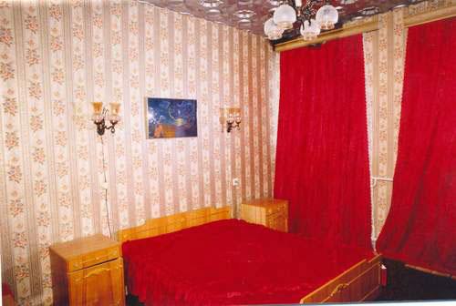 Хмельник санаторий БЕРЕЗОВАЯ РОЩА Люкс спальня