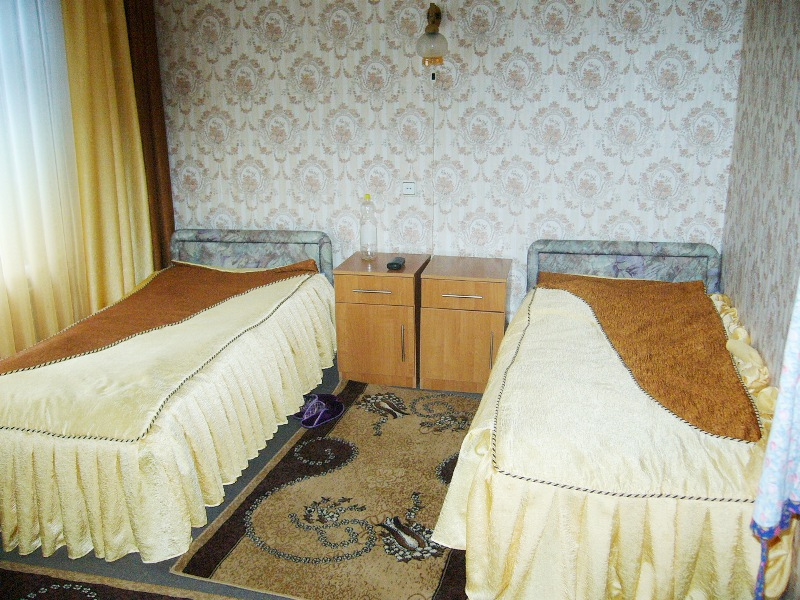 санаторий Хмельник профсоюзный 2-х комнатный Люкс спальня