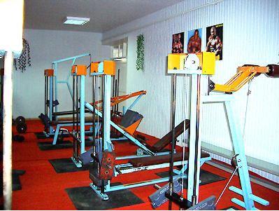 Хмельник санаторий Подолье спортзал