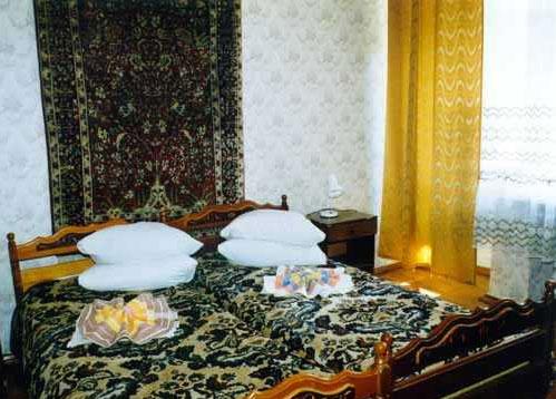 Миргород, санаторий БЕРЕЗОВАЯ РОЩА, Люкс спальня