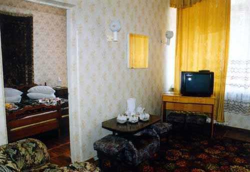 Миргород, санаторий БЕРЕЗОВАЯ РОЩА, комната
