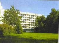 Миргород санаторий ПОЛТАВА, корпус