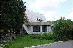 Миргород санаторий ПСЕЛ, корпус