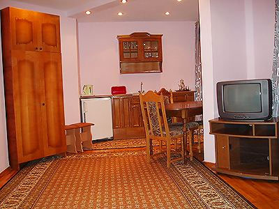 санаторий МИРГОРОД, Аппартаменты комната
