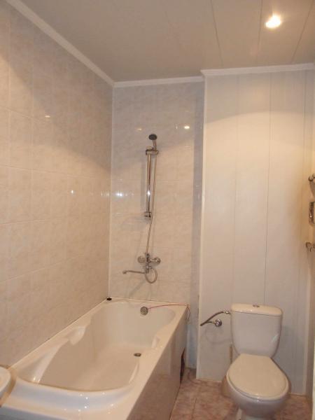 Трускавец санаторий Алмаз 2-х местный люкс ванная фото