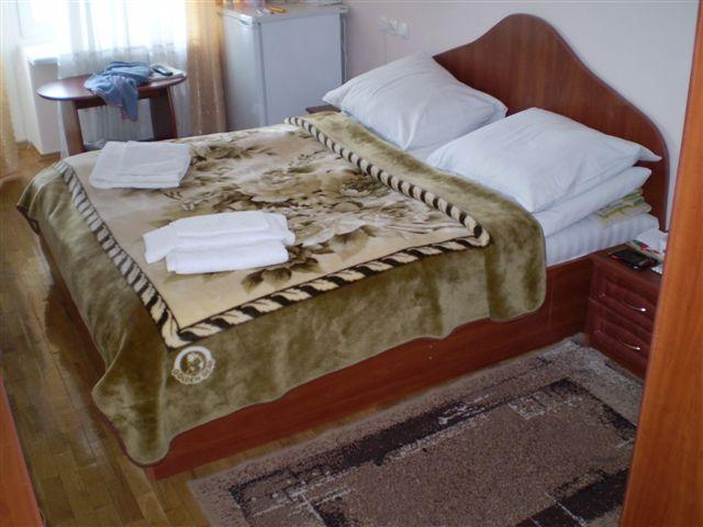 Санаторий КАРПАТЫ 2-х комнатный Люкс, спальня Трускавец