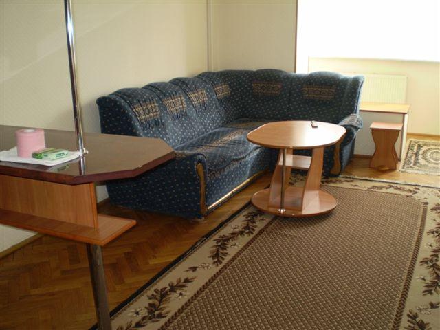 Санаторий ТРУСКАВЕЦ СБУ, 3-х комнатный Люкс, комната