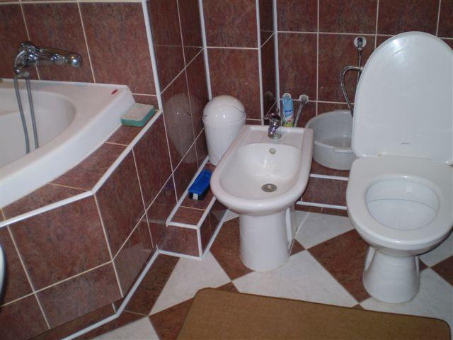 Санаторий ТРУСКАВЕЦ СБУ, 2-х комнатный Люкс ванная