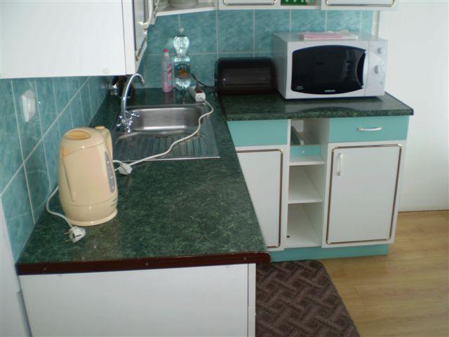 Санаторий ТРУСКАВЕЦ СБУ, 3-х комнатный Люкс, кухня
