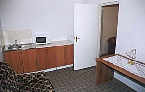 Трускавец санаторий Весна 2-х комнатный Люкс спальня фото