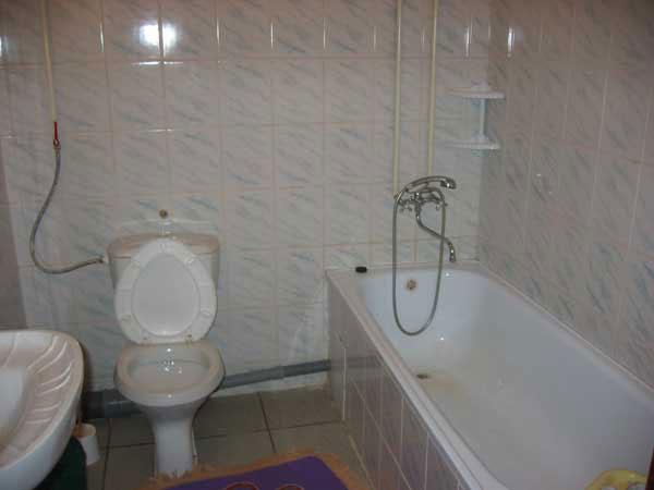 Санаторий Солнечное Закарпатье ванная