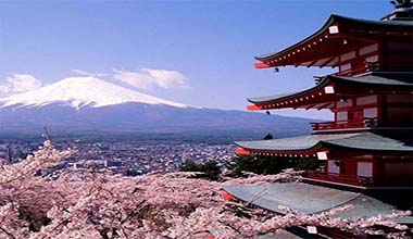 Туры в Японию. Туроператор Антарес Тур.